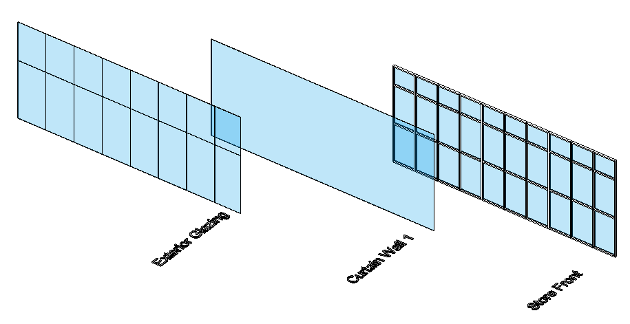 Curtain Wall Presets